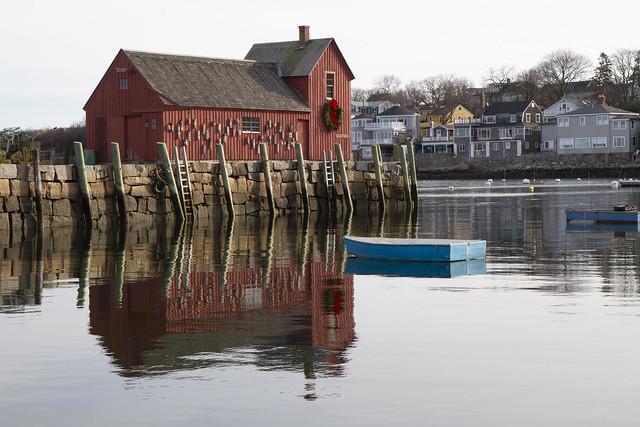 Quite Harbor - Motif #1