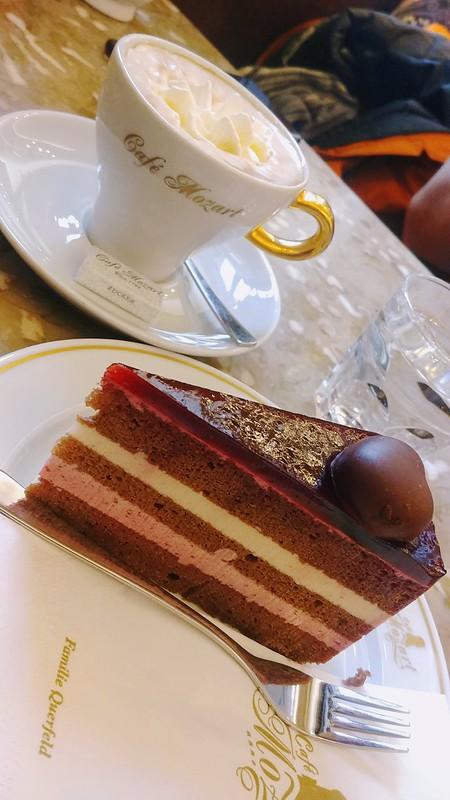 Vienna Cherry Sachertorte