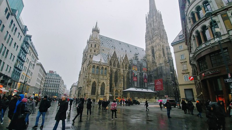 Stephansplatz, Vienna