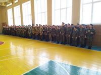 """Военно-спортивная игра """"Орлёнок"""""""