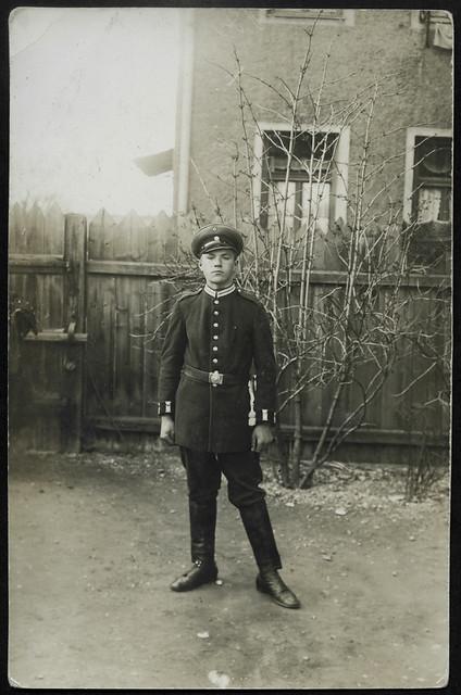 ArchivV89 Soldat, WWI, 1914-1918