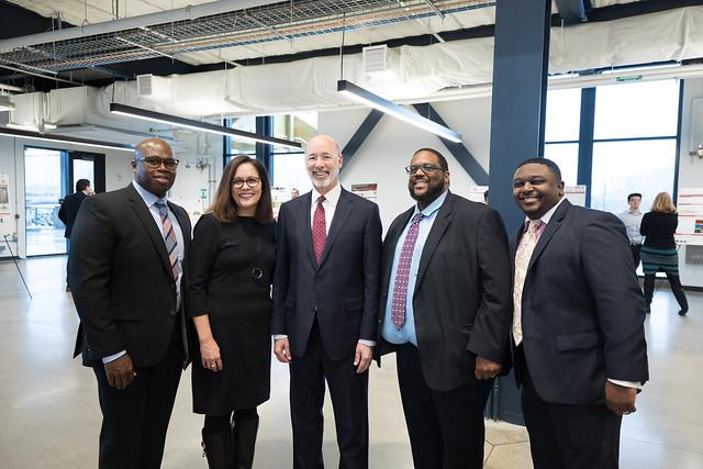 Gov. Wolf Announces PA Innovation Plan Proposal