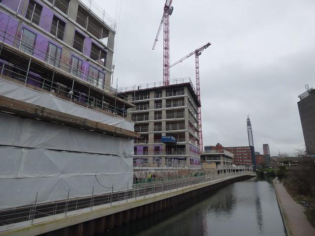 Snow Hill Wharf - Birmingham & Fazeley Canal