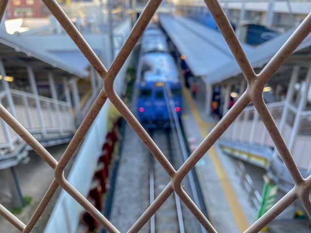 JR Isahaya Station