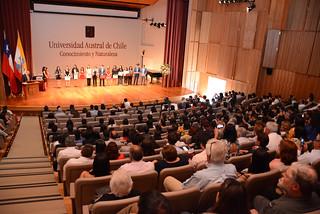 FACEA realizó ceremonia de graduación y titulación 2020