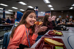Middle School Pizza Party