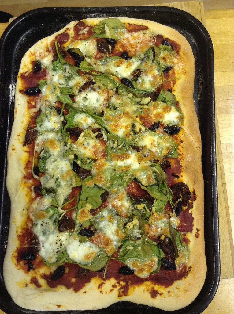 Homemade Pizza!