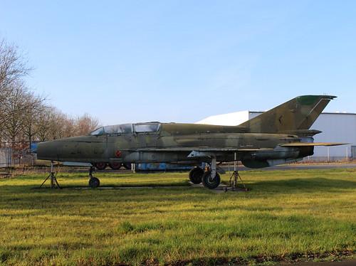 24+03 MiG-21 Oyten 21-01-20