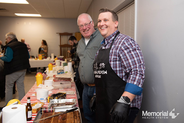 2020 TMH Auxiliary Event Men Who Cook