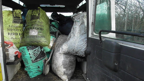 wood chip flytipped Jan 20 (2)