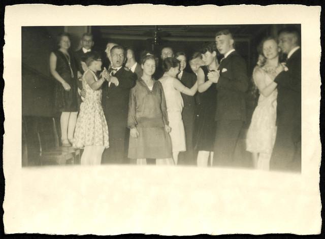 ArchivV86 Studentenverbindung, Exbummel, 1920er