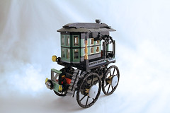 Steam Carriage