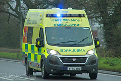 Fiat Ambulance YY66 XOB