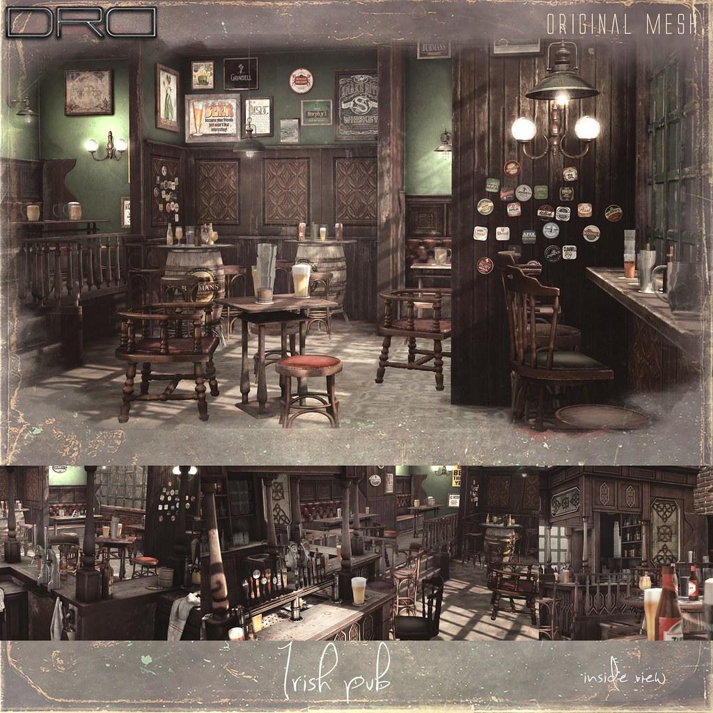 DRD Irish Pub (inside preview)
