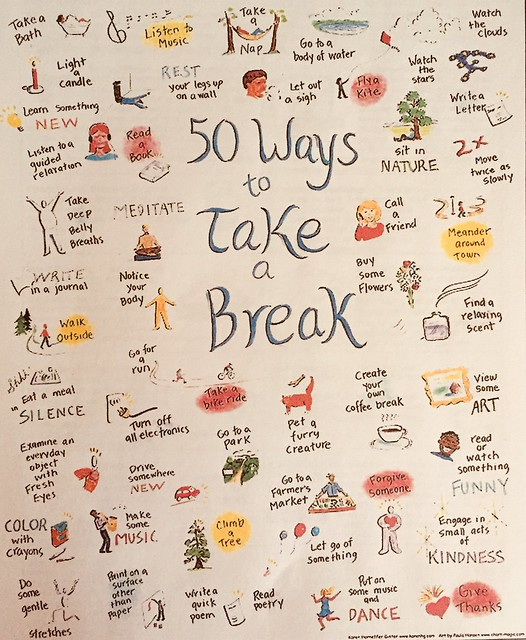 Take a Break....