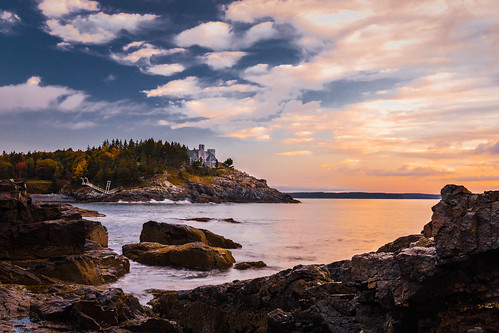 goldenhour landscape calm water nature dawn acadianationalpark tidalpool sunrise seaside maine barharbor rocks sea schoonerhead scenic tide ocean travel bluff hiking dramaticlight outdoors seascape acadia mtdesertisland cliff dramatic focusstack focusstacked longexposure