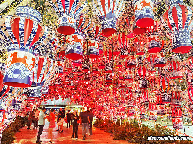 cny emporium lantern night