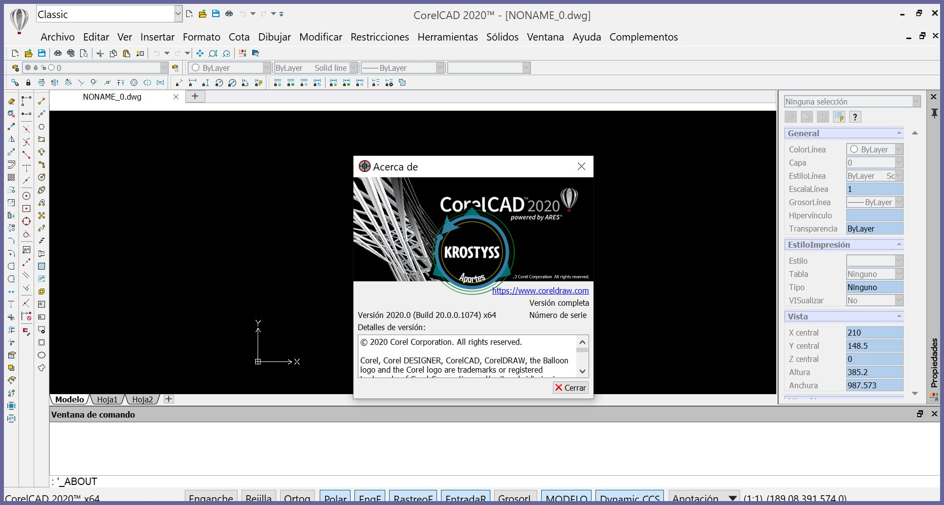 Working with CorelCAD 2020 full license forever