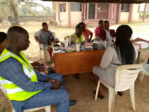 Cross Section of the Medical Team during the Medical Mission