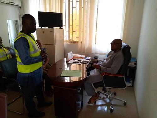 DeputyNuLGE President, Ondo State with DLGA, Idanre Local Government