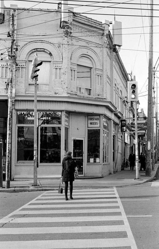 Former Drug Store at Ossington_