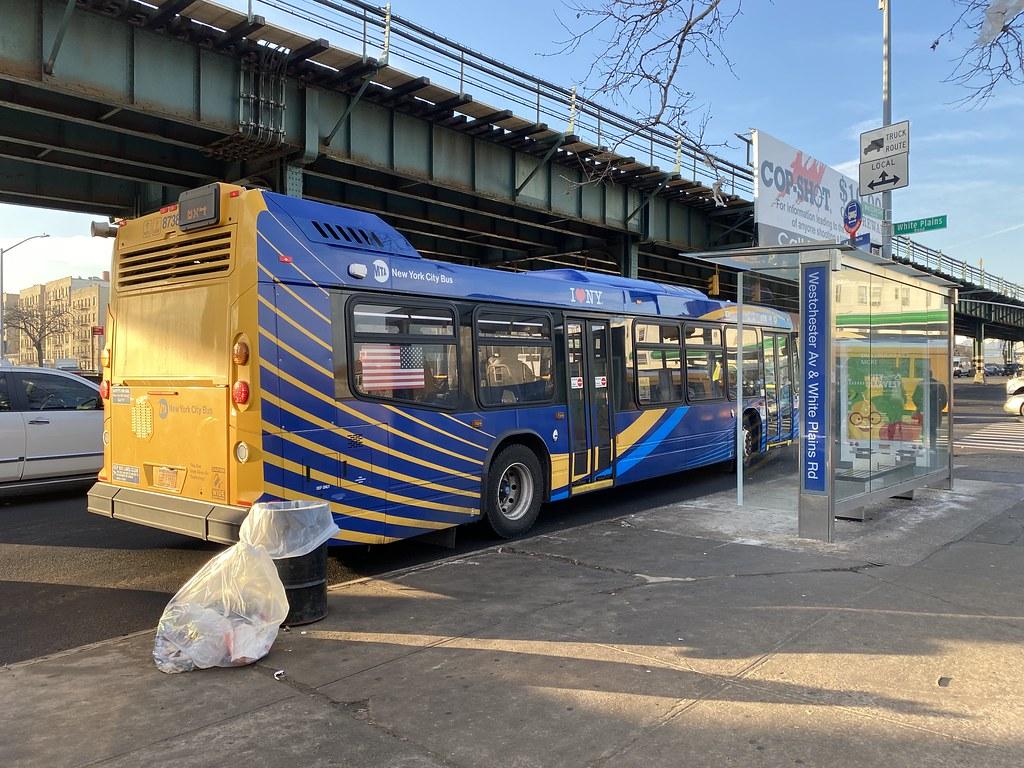 2019 Nova Bus LFS 8738 - Bx4 To The Hub