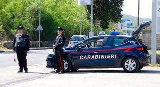 carabinieri polignano