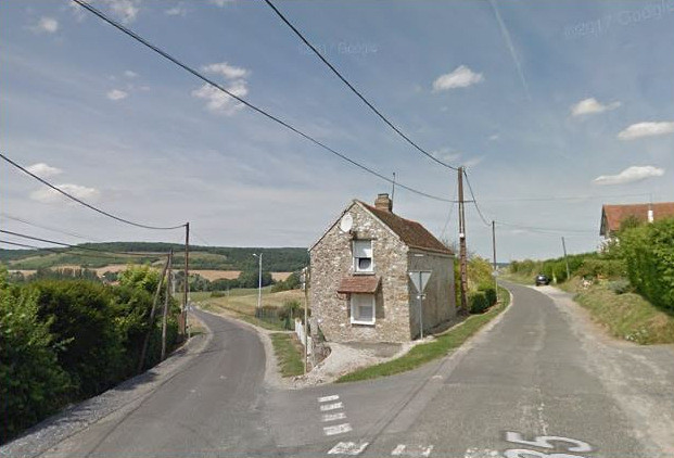 l'ancien petit café de Monthurel (Aisne)
