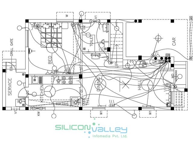 Electrical Design and Drafting Services - Siliconinfo