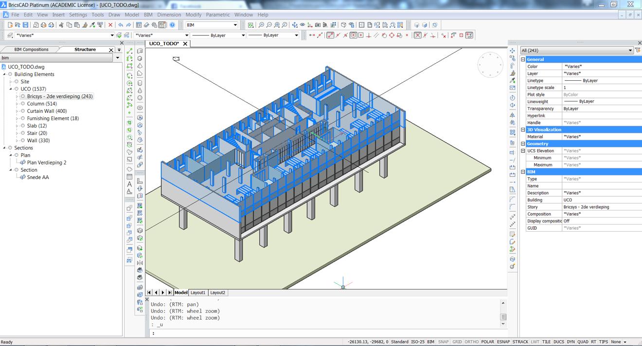 Working with BricsCAD Platinum 20.1.08.1 full license