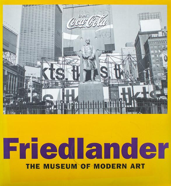 Lee Friedlander, The Museum of Modern Art