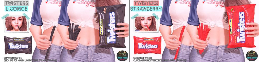 Junk Food – Twisters Ad