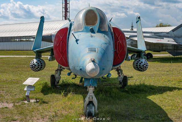 Russian Navy Yak-38