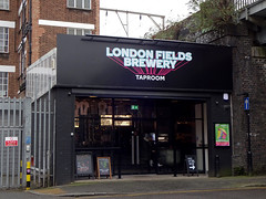Picture of London Fields Brewery Tap Room, E8 3RR