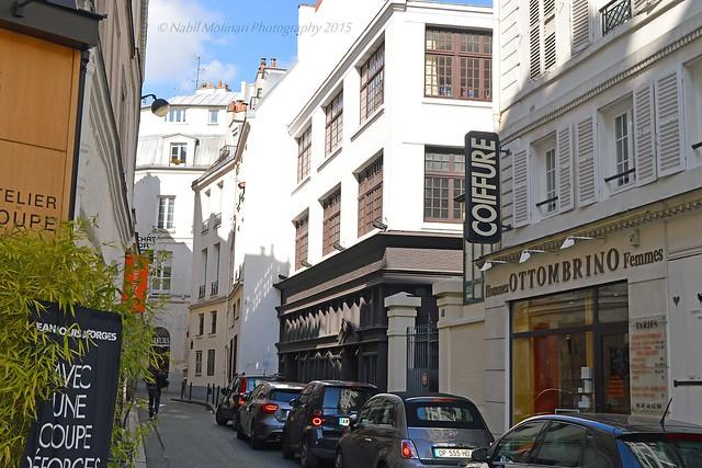 Cityscape : Rue du Sabot