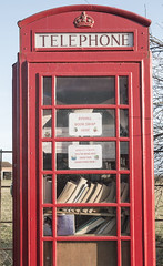 Book Tardis - your mind is bigger on the inside!