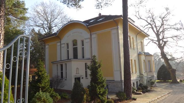 1908/09 Michendorf Villa Wilhelm Mühler Ravensbergweg 9 in 14552 Wilhelmshorst