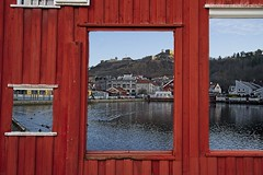 """View"" of Halden"