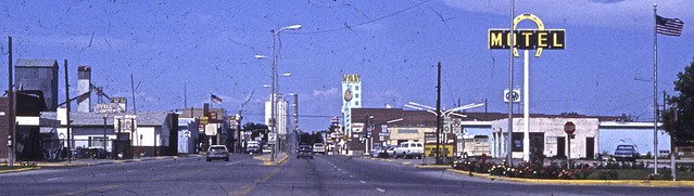 American West July 1987
