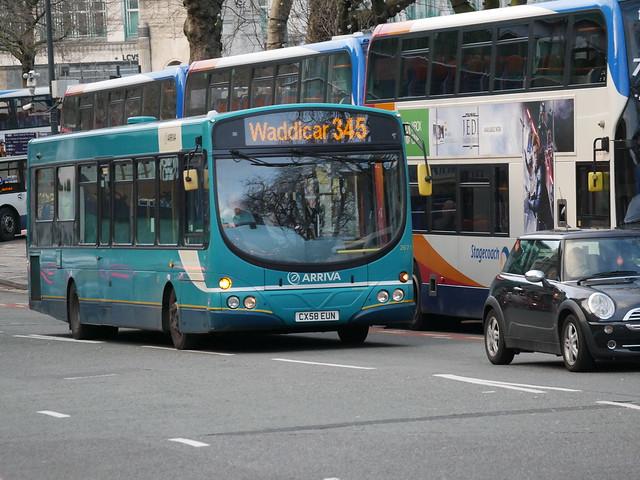 Arriva Merseyside 2671 - CX58 EUN