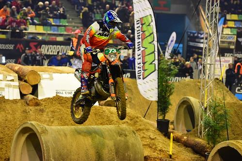 Adrien Jacon, Junior, SuperEnduro World Championship, A Coruña 2020