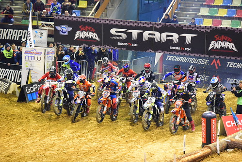 Prestige, SuperEnduro World Championship, A Coruña 2020