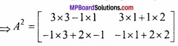 MP Board Class 12th Maths Important Questions Chapter 3 आव्यूह img 12
