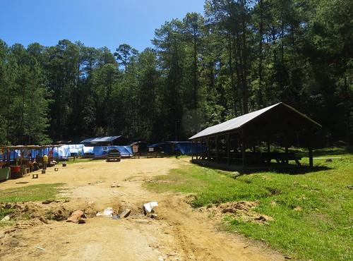 Cusuco National Park Basecamp
