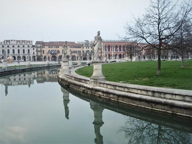 Padua - Prato della Valle.