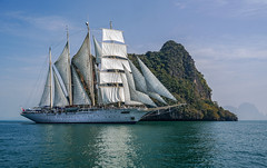 Star Clipper Phang Nga Bay Phuket....