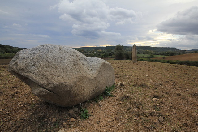 Menhirs di Perdalonga o Perda Longa, Tortoli