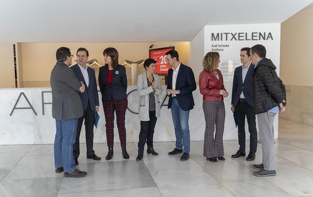 2020 Activa Euskadi Topaketak día 2