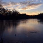 24. Jaanuar 2020 - 8:25 - The icy lake just before sunrise