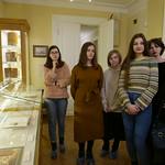 Янв 16 2020 - 16:07 - 16 января 2020, экскурсия студентов Литинститута в Музей А.И. Герцена.  Фото: Ирина Карпушкина